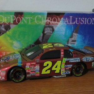 Jeff Gordon #24 Dupont Chromalusion