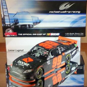 Travis Pastrana #99 Boost Mobile 2011 Action Racing Collectables 1:24 Signed