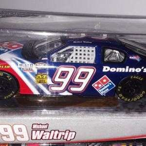 2005 Winners Circle Michael Waltrip Dominos
