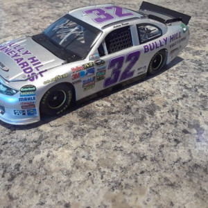 ANDREW RANGER 2012 BULLY HILL FORD FUSION  SIGNED