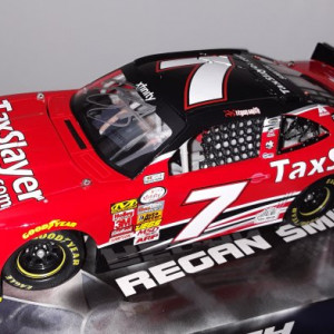 2015 Regan Smith Taxslayer.com Auto'd