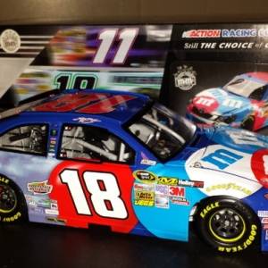 Kyle Busch 2012 M&M's Red, White and Blue
