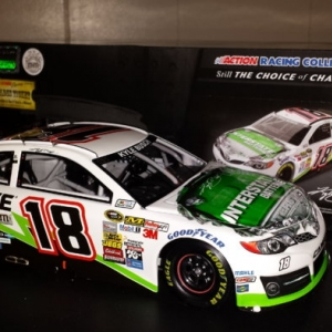 Kyle Busch 2014 Interstate Batteries