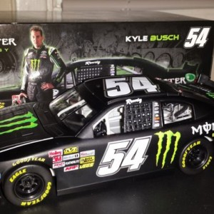 Kyle Busch 2013 Monster
