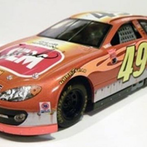2003 Racing Champions Ken Schrader SEM/BAM Racing Dodge Intrepid R/T Corporate PROMO, Autographed