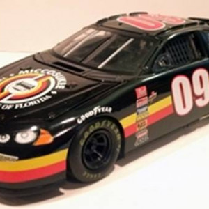 2004 Team Caliber Pit Stop Series #09 Bobby Hamilton Jr./Mike Wallace Miccosukee Casino Dodge R/T Corporate Promo