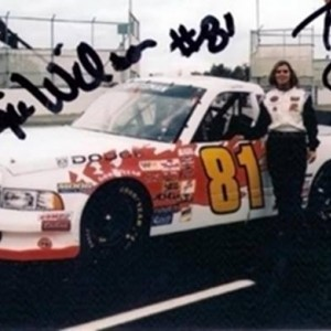 AUTOGRAPHED, Angie Wilson/Rick Ware DODGE RAM CTS