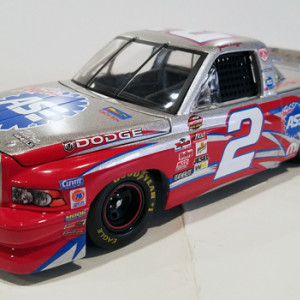 2003 Action Performance #2 Jason Leffler Team ASE/Carquest NCTS Corporate/Team Promo Truck
