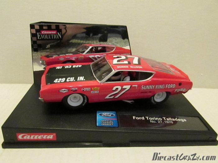 Sunny King Ford >> 1969 Donnie Allison 27 Sunny King Ford Torino Talladega Diecast