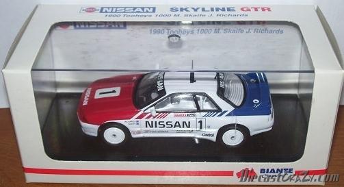 B431301C 2003 M Skaife-J Richards #1 Nissan Skyline GTR 1990