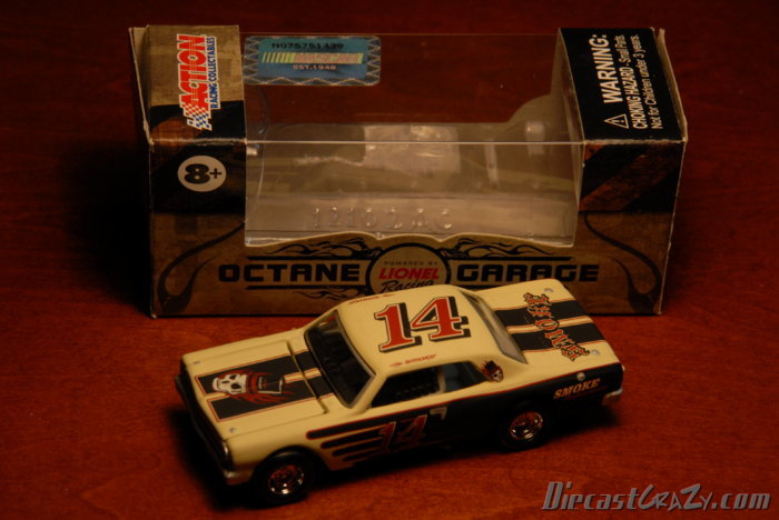 Tony Stewart 2012 Octane Garage Chevy Chevelle 1:64 Action